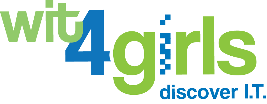 WIT4Girls logo
